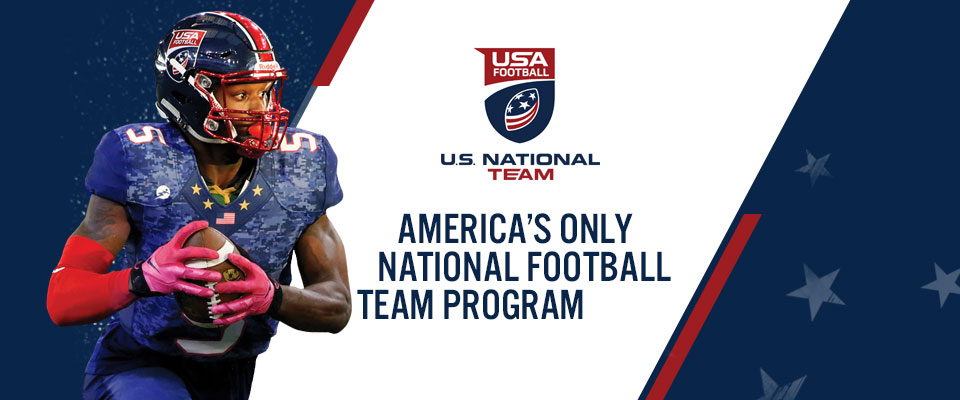 U.S. National Team Header Image